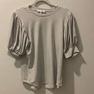 FRAME striped tshirt